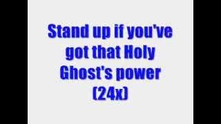 Deitrick Haddon- Power Lyrics