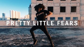 6LACK - Pretty Little Fears. Ft. J.Cole.  | Dance | Roberto Valerio