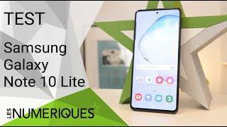 vidéo test Samsung Galaxy Note par Les Numeriques