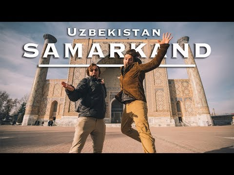 Samarkand | Travel to Uzbekistan's Silk Road Treasure