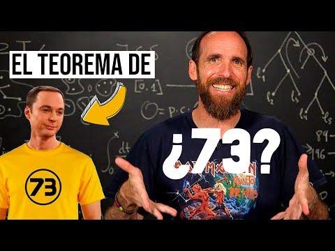 El teorema de Sheldon Cooper: El número 73 es único