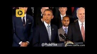 President Obama Joins Olamide Back to Back Trend (Short Version)