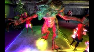 Fallout 3 Music Video: Haruhi Dance (with Deathclaw Surprise!)