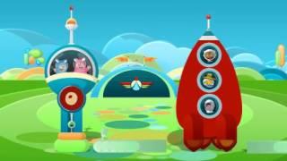 Baby TV Studios Thiago Clip Astronauta