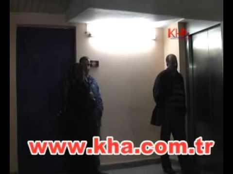 kars hastanede asansör kazası www.kha.com.tr kafkas haber ajansı kha.flv