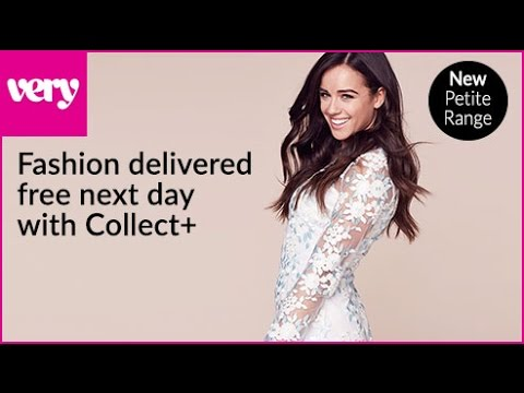 very.co.uk & Very Voucher Code video: Georgia May Foote Petite Collection | Very Fashion