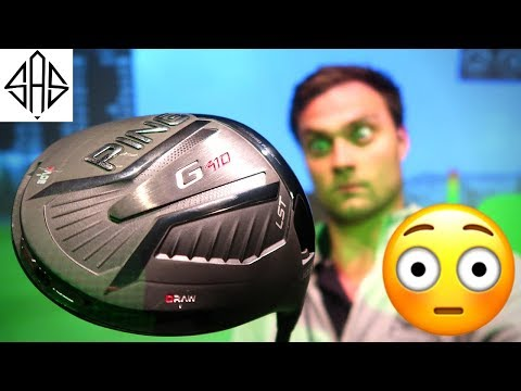HONEST REVIEW: Ping G410 LST Driver  (BIG DRIVES)