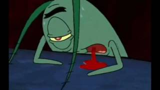 Youtube Poop: Plankton's Failed Attempt To Steal The Recipe