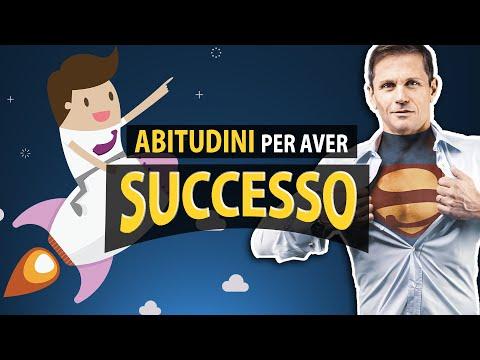 Le ABITUDINI che portano al SUCCESSO | avv. Angelo Greco