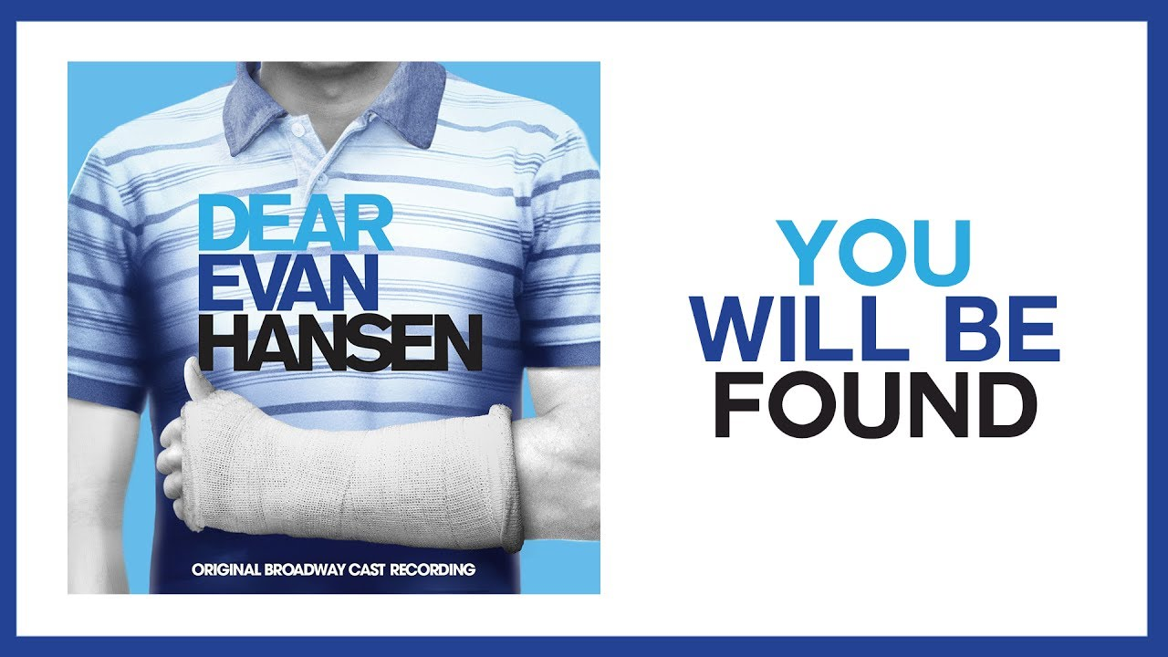 Dear Evan Hansen Tour Buffalo March