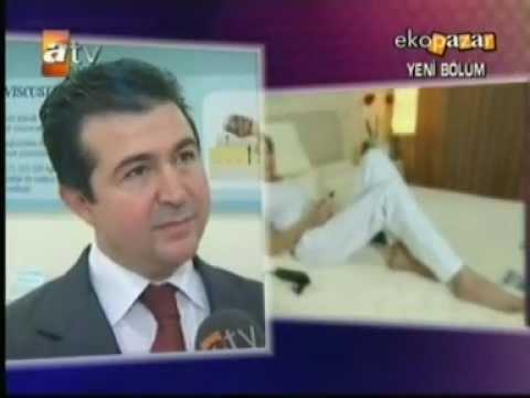 İşbir Yatak - ATV Eko Pazar'da Metin Gültepe ile Röportaj (11.04.2011)