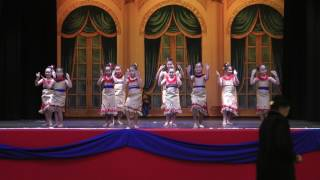 Siva mai Lalo mai by the Baby Pearls 6-8 yrs