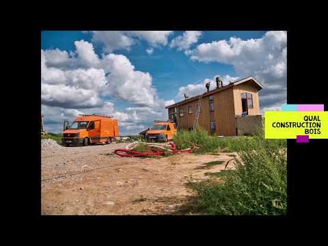 Qual Construction Bois - La Ferme du Peuplier