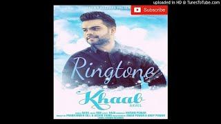 Khaab Ringtone : akhil romantic Ringtone!