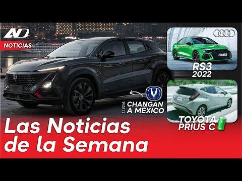 Changan llega a México, el nuevo Audi RS3, VW Passat se despide de Norteamérica y más...   Noticias