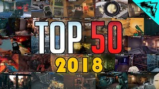 Top 50 Plays 2018 - World's Best Clip of the Year