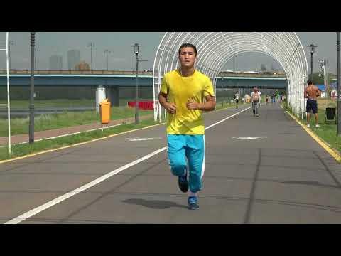 Бекдаулет Ибрагимов перед Азиатскими играми
