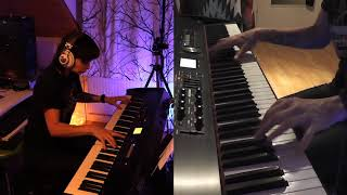 Muse - Bliss - piano cover