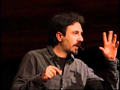 Ya Mağlubiyetin Günahını Alıyorsak?: Aziz Kedi at TEDxReset 2011