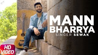 Mann Bharrya (Reprise Version)   Sewak   B Praak   Jaani   Himanshi Khurana   Latest Punjabi Song