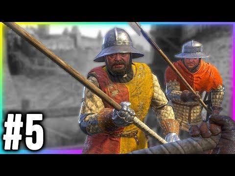 Kingdom Come: Deliverance Walkthrough Part 5 - Guard Duty