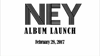 Ney Album Launch in Pictures February 2017