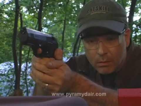 Video: Beretta PX4 CO2 pistol - Airgun Reporter Episode #16   Pyramyd Air