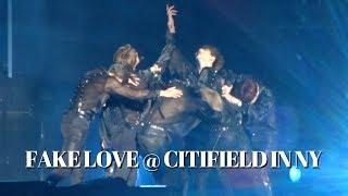 BTS - FAKE LOVE @ CITIFIELD IN NY 181006