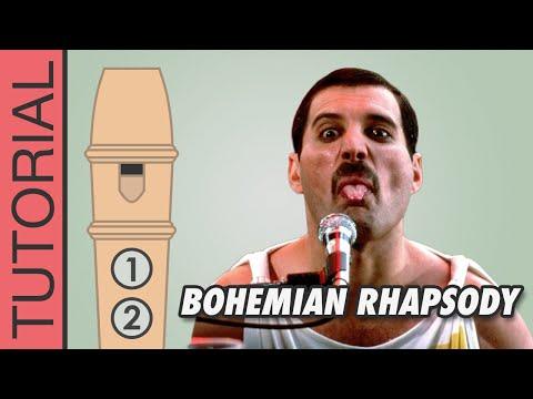 Comment jouer Bohemian Rhapsody la flûte