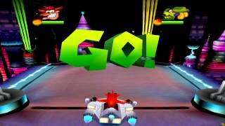 Crash Bash - Oxide Ride