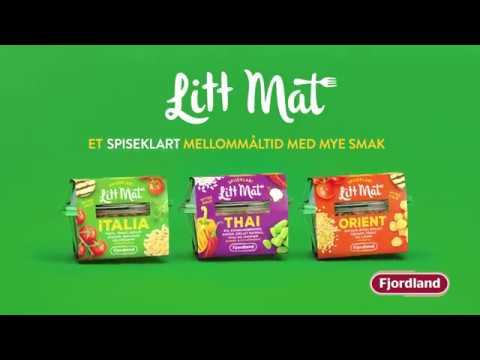 Fjordland Litt Mat