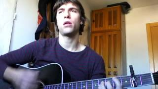 Whatever (Oasis acoustic guitar cover)