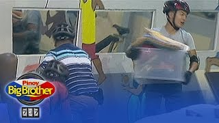 PBB 737: Regular housemates' first task