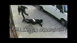 Falling On Concrete!!!