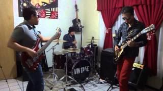 Joe Satriani - Ten Words (Cover Band)