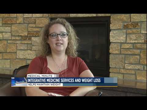 Integrative Medicine services and weight loss - Medical Minute