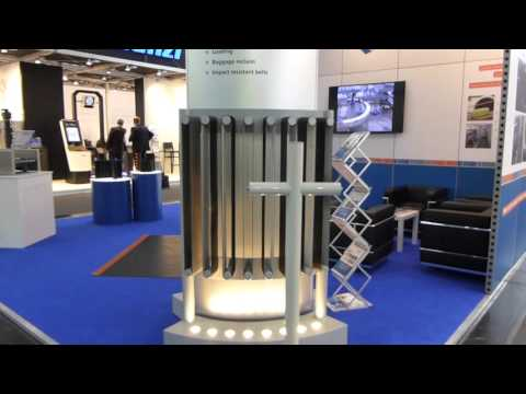 Impression of the Inter Airport exhibition 2015 | Ammeraal Beltech