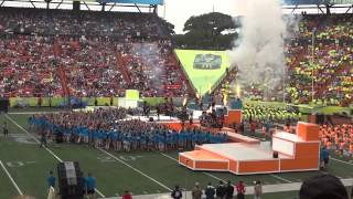 Light 'Em Up - Fall Out Boy at the 2014 Pro Bowl