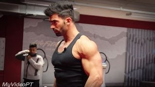 Sergi Constance - Train Shoulders with Sergi