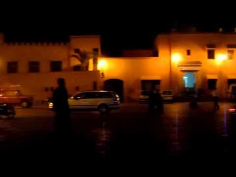 Marrakech – Jamal el Fna – Night (2)