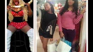 AfroCandy Shows Off Her Daughters and Some Craze width=