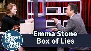 Box of Lies with Emma Stone