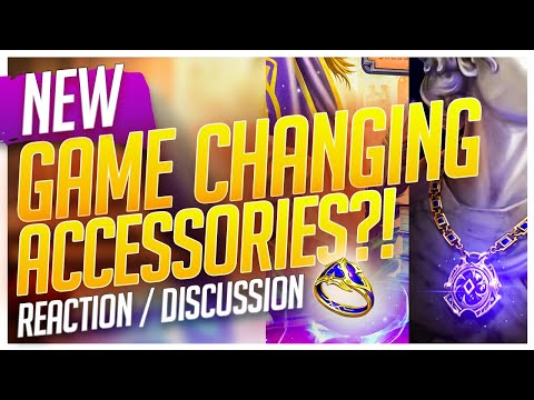 RAID | NEW ACCESSORIES ANNOUNCED! | Reaction & Discussion!