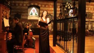 In deine Hände befehl ich meinen Geist - alto aria - BWV 106