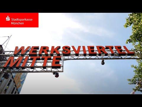 Interessante Fakten über das Werksviertel-Mitte