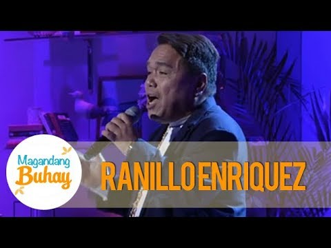 Magandang Buhay: Ranillo Enriquez renders his version of