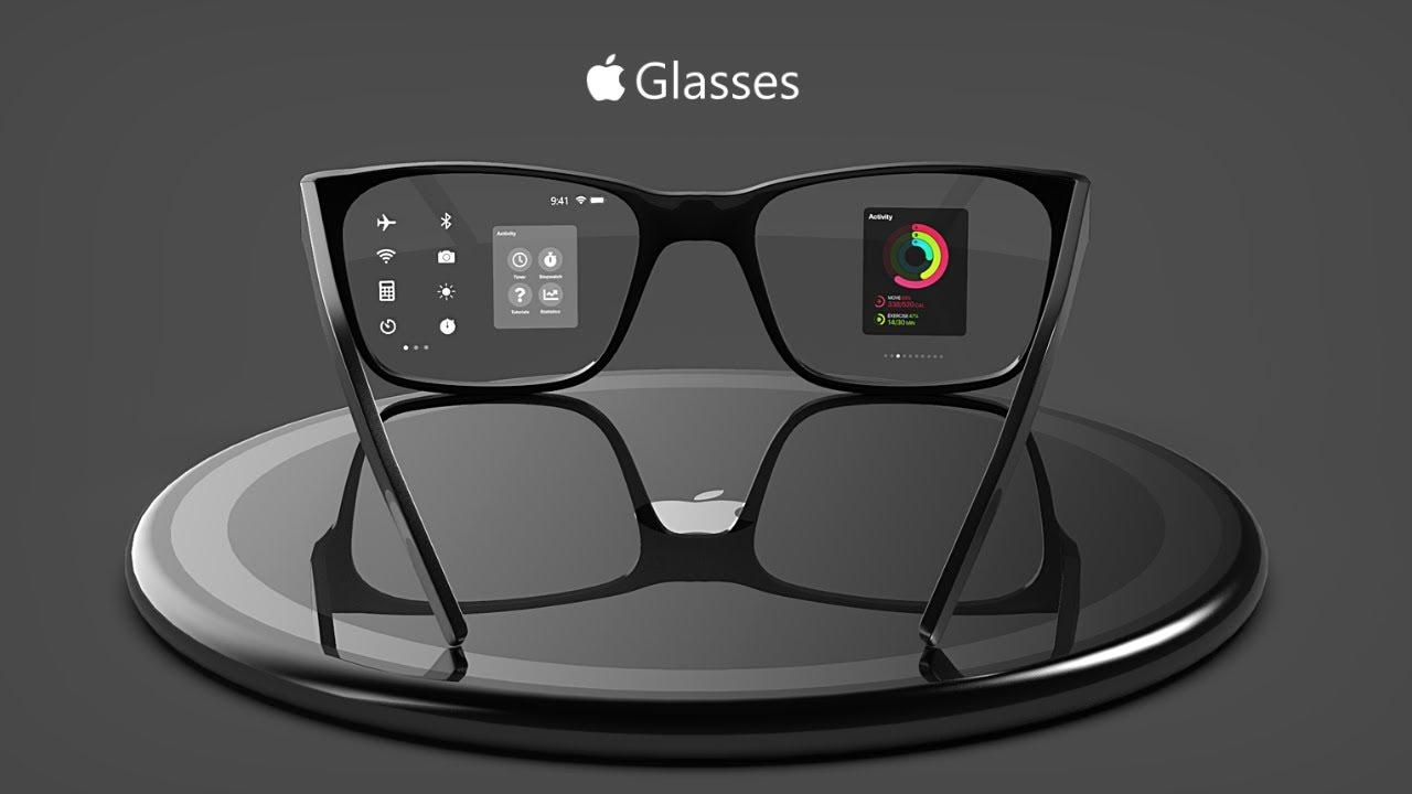 Apple iGlasses AR Smart Glasses Concept