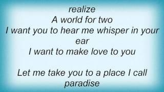 Lionel Richie - Paradise Lyrics
