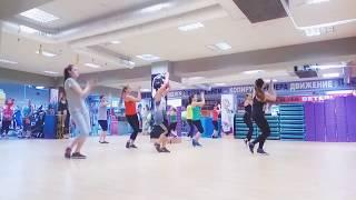 Aerobic dance 24.05.17