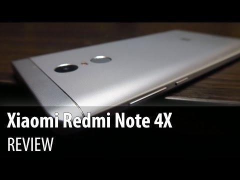 Xiaomi Redmi Note 4X Review în Limba Română
